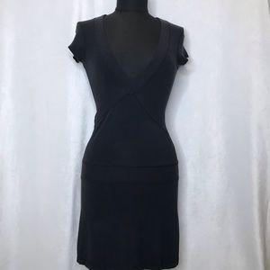 Lululemon dance pulse v neck short sleeve dress
